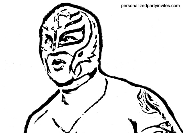 wwe coloring pages randy orton | reymysteriocoloringpage.jpg