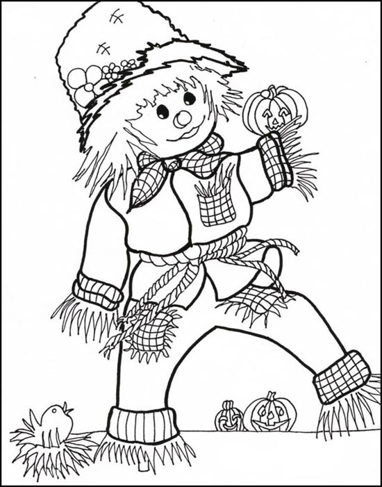 free halloween coloring pages Archives