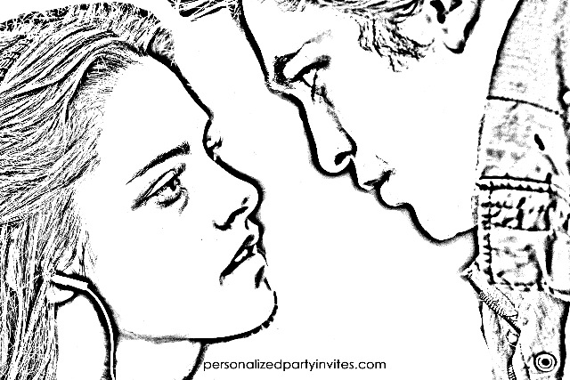 printable twilight coloring page sheet archives
