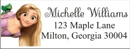 Tangled return address labels