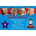 Thomas the Tank Engine (Train) Photo Invitations