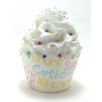 baby words cupcake wrappers