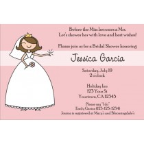 Bridal Shower Invitations 2