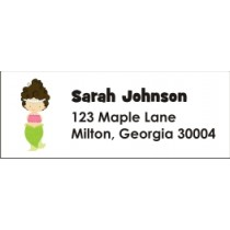 Mermaid Return Address Labels