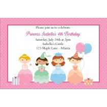 Princess Invitation 8