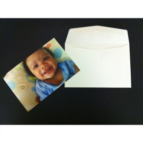 Envelopes for 4x6 Photos Cards 4 1/8 x 6 1/8 - 25ct