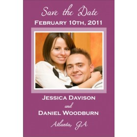 Save the Date Photo Invitation 2