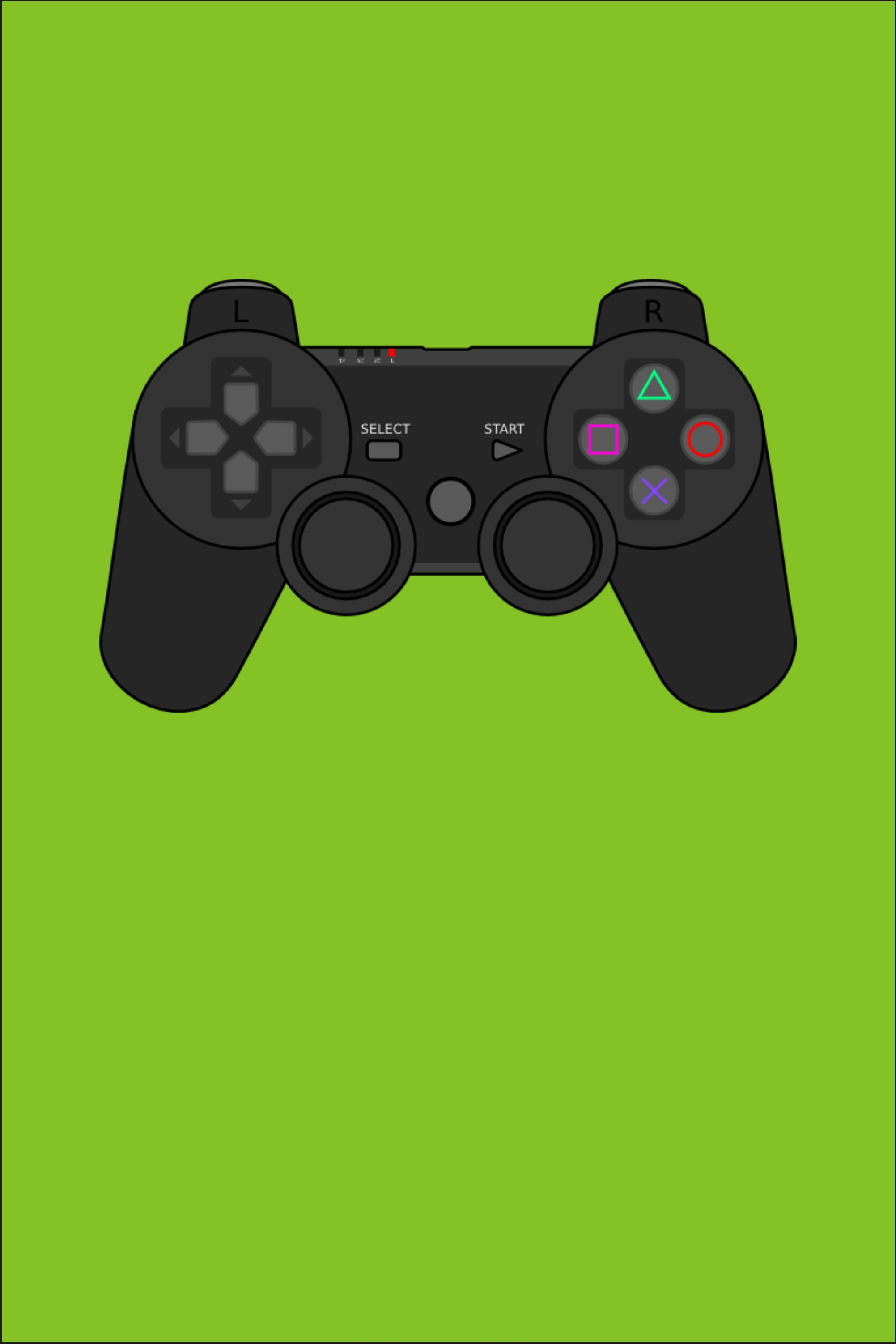 playstation xbox video game thank you card personalized party invites