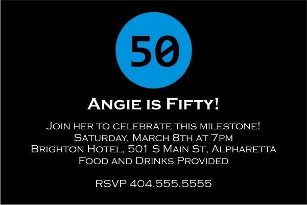 Perfect Birthday Party Invitations Fast - Printable Templates - Design  TJ55