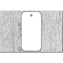 Blank Tag Template - Create and Design Online