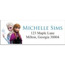 Frozen return address labels