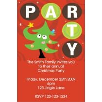 Christmas / Holiday Party Invitation