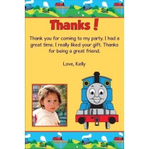 Thomas the Tank Engine (Train) Thank You Cards 2