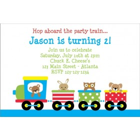 Train Invitations 2